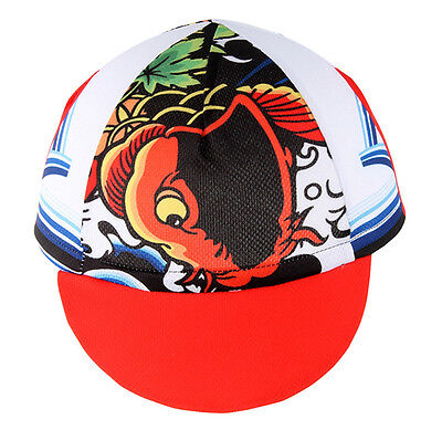 XINTOWN Bike Quick-Dry Cycling Cap Outdoor Sport Polyester Bicycle Hat One Size