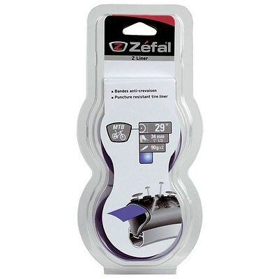 Zefal Z-Liner Puncture Prevention Tape - Blue, 29 Inch/34mm