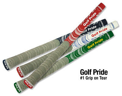 Grip Golf Pride New Decade Multi Compound Platinum. Personalización gratis !