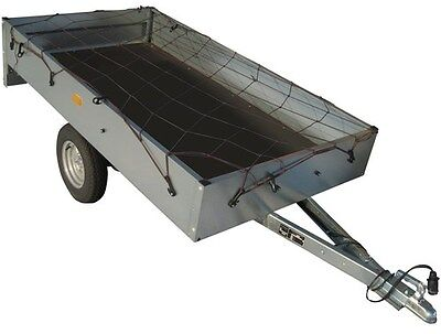 Cartrend 70141 Trailer and Luggage Net 2 m x 3.5 m - NET ONLY