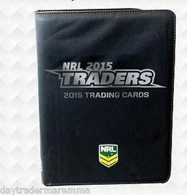 *Special*2015 NRL ESP Traders official album, pages and common set of 162 cards