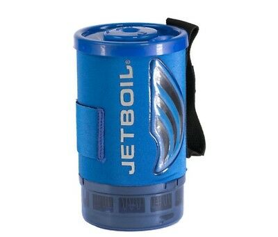 JETBOIL FLASH 1L Portable Cooking System BLUE - Hiking Camping Outdoors