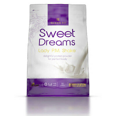 Olimp Queen Fit Sweet Dreams PM Shake For Women Protein Muscle Mass FREE P&P