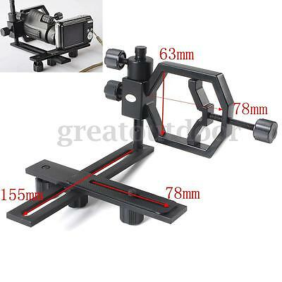 Universal Stand Metal Spotting Scopes Telescope Mounts For Digital Camera US