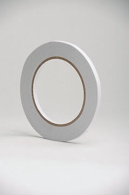Rolls Strong Permanent Double Sided Self clear Adhesive Craft 6mm Tape 25m