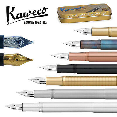 Kaweco LILIPUT Pocket Fountain Pen - Choose Colour & Nib Options