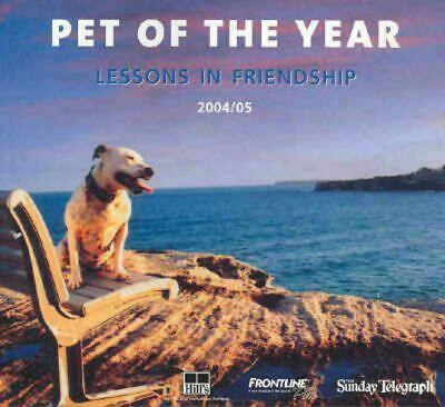 Pet of the Year: Lessons in Friendship by Catharine Retter Paperback Book Free S