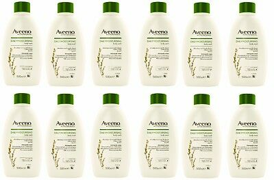 Aveeno Body Wash - 500ml for dry sensitive skin (Colloidal Oatmeal) Soothing