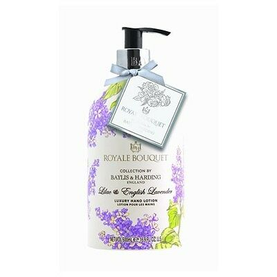 Baylis & Harding Royale Bouquet Lilac and English Lavender Hand Lotion 500ml