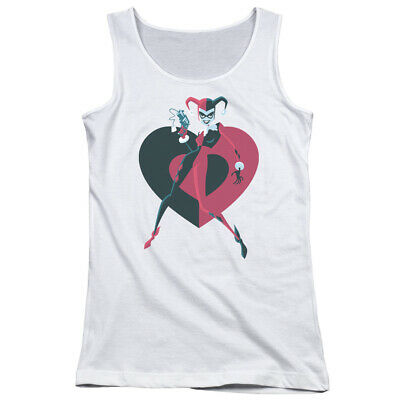 ee475f0e6cf37f BATMAN HARLEY QUINN HEART Kids Boys Girls Licensed Tee Shirt SM-XL ...