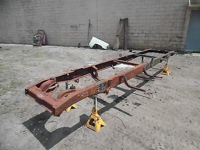 68 Mustang Frame Diagram as well 57 58 59 60 Ford Truck NOS Frame 320674089222 also 1953 Mercury Wiring Diagram further 1955 Chevrolet Vin Number Location additionally F Body Radiator Support. on 1965 ford f100 frame dimensions