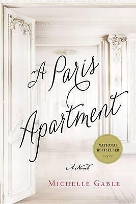 Paris Apartment by Michelle Gable (English) Paperback Book Free Shipping!