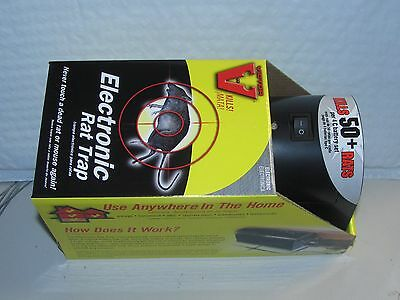 1 new Victor M240 Electronic High Voltage Rodent Rat Mouse Trap woodstream