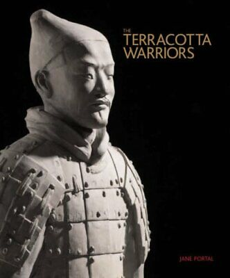 The Terracotta Warriors by Jane Portal Hardback Book The Cheap Fast Free Post