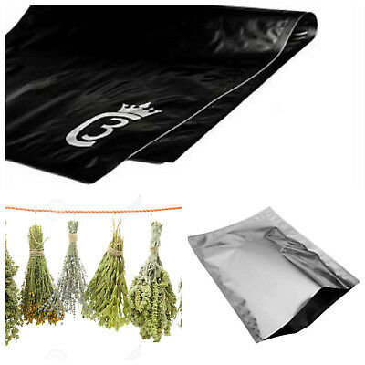 C3 ADF Heat Seal Smell Proof X Ray Proof Bags Pouches Hydroponics 3 SIZES
