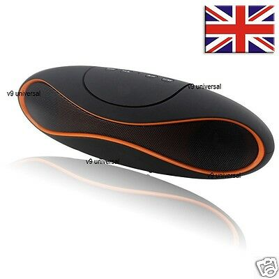 Portable Bluetooth Rechargeable Wireless Speaker For iPhone iPod iPad Samsung UK