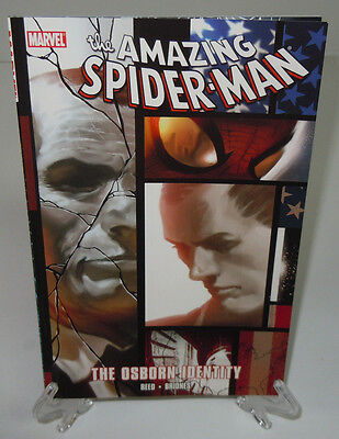 Amazing Spider-Man: The Osborn Identity Marvel Comics New TPB Trade Paperback