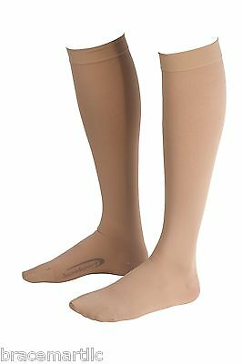 SureSport® Clinical Series Closed Toe Knee High Compression Socks 20-30mmHg