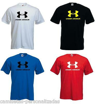 Camiseta Under Armour, Vans, Elements, Carhartt