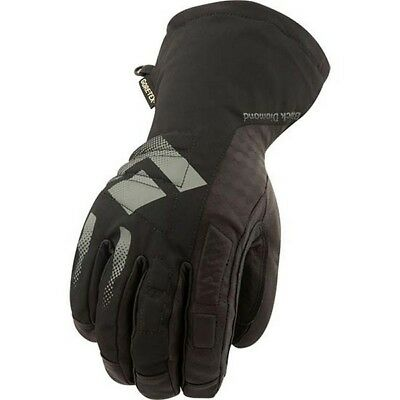 Black Diamond MENS Squad Ski Snow Gloves - SMALL Waterproof Breathable Gore-Tex