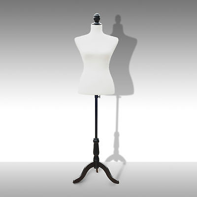 New Female Mannequin Dress Form Torso Tailor Dressmaker Stand Display