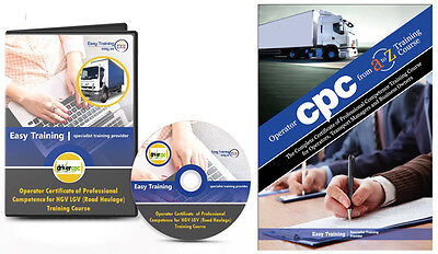 [2018] Operator CPC LGV HGV Course for Managers Operator License - Driver CPC