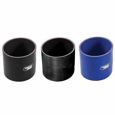 Samco Xtreme Silicone/Silicon High Performance Coupling Hose - 80mm - Black