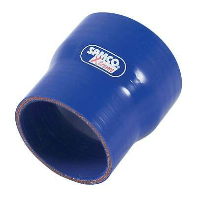 Samco Xtreme Straight Reducer Silicone Hose - 63mm to 51mm - Blue