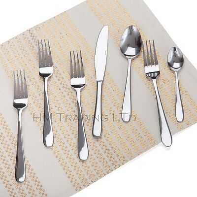High Quality Mirror Finish Stainless Steel 16 Pcs Cutlery Set Kitchen Gift Box