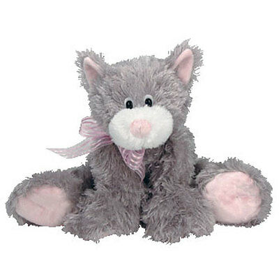 TY Classic Plush - CABOODLE the Cat - MWMT's Stuffed Animal Toy