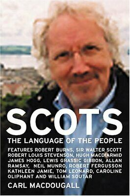 Scots: The Language of the People by MacDougall, Carl Paperback Book The Cheap