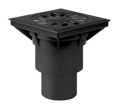 Underground Drainage Bottle Gully Floor Drain  Water Trap Hopper (KVS DN160 LIZ)
