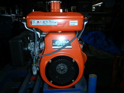 Kubota – GH340 – 389cc Stationary Engine