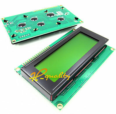 5PCS New 2004 20X4 Character LCD Display Module Yellow Blacklight GOOD QUALITY
