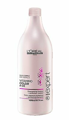 New Serie Expert by L'Oreal Professional Vitamino Colour A.Ox Shampoo 1500ml