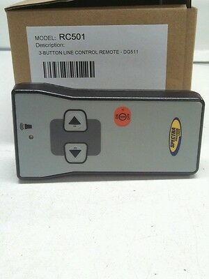 Spectra Rc501 3 Button Remote Dg511 Pipe Laser