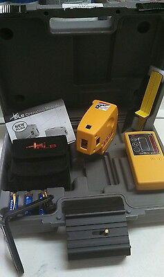 PLS 5 Level System WITH HVD500 LASER DETECTOR pacific laser systems PLS-60542