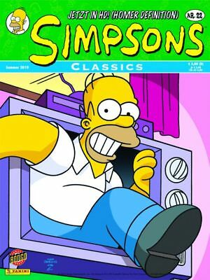 SIMPSONS CLASSICS 22 Panini Comic