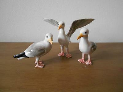 Klima Seagull Ornaments Klima Miniature Seagull  Ornaments Gift Boxed