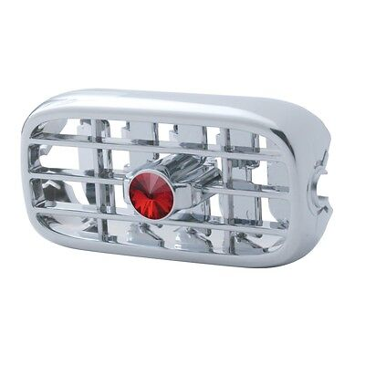 Chrome A/C Vent (Red Diamond) PB 379, 384, 386, 387, 388, 389 (2006+) 4-PK