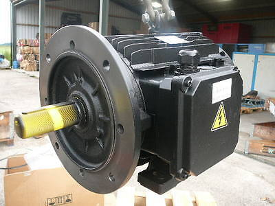 Electric Motor 3 phase 30kW Free P&P NEW
