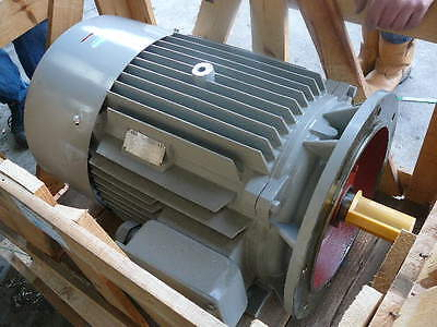 Electric Motor 3 phase 55kW Free P&P NEW