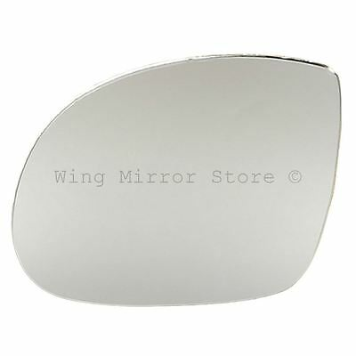 Left Hand Passenger Side WING DOOR MIRROR GLASS For Vauxhall Corsa SRI 2000-2006