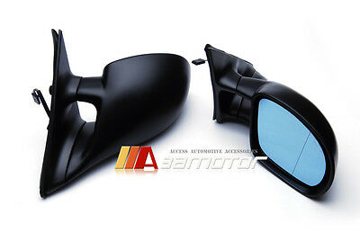 Electric Heating LHD M3 Style Side Mirrors Set for BMW E36 4D Sedan 318 323 325