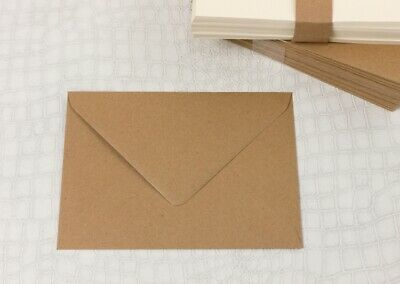 Kraft C5 Envelopes To Match A5 Presentation Folders (pack of 50)