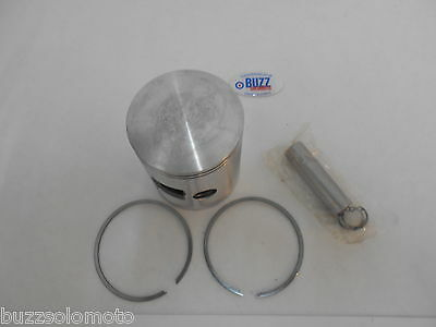 Vespa 200cc Complete Piston Kit Set 67.00mm 2nd Oversize Rings