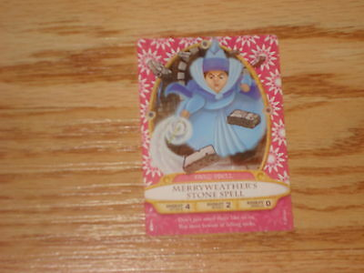 Disney Sorcerers of the Magic Kingdom Lightning Card # 67 - Merryweather's Stone
