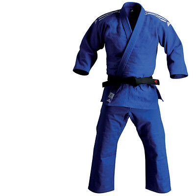 adidas Judo Deluxe Double Weave (Blue)