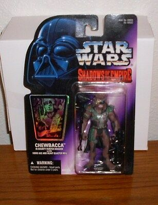 Star Wars Chewbacca Bounty Hunter Shadows of the Empire