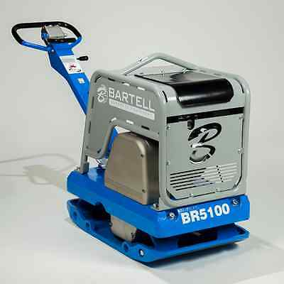 """Bartell Reversable Plate Compactor Br5100 """"free Shipping Lower 48"""""""